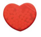 Hartvormige pepermuntdispenser