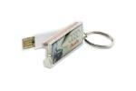 Dataflash | Sleutelhanger USB stick met zonnepaneel