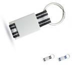 Sleutelhanger aluminium